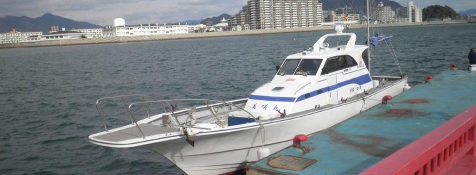 広島廿日市の遊漁船美咲丸